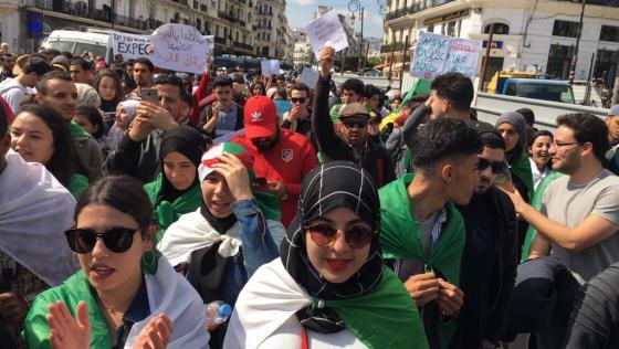39e Marche des étudiants : Appel au changement et non au recyclage du système