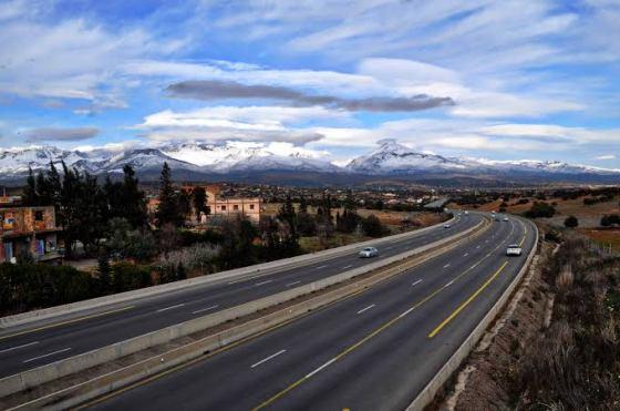 L'autoroute Est-Ouest ne sera plus gratuite : Les stations de péage fin prêtes en 2020