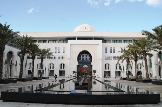 L'Algérie fustige le parlement européen