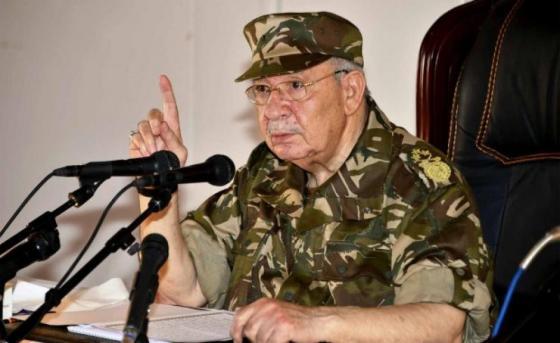 Gaïd Salah depuis Oran :  «L'Algérie atteindra son havre de paix»