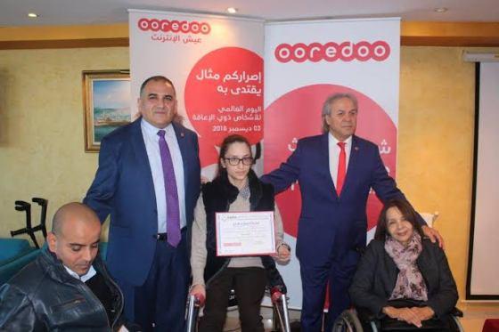 Ooredoo et la FAPH plaident pour les droits des personnes handicapées