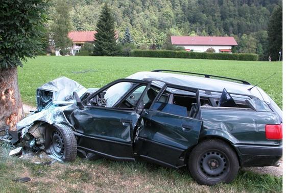 Grave accident de la circulation à Gué de Constantine