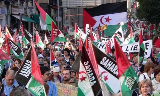 Manifestation pro-sahraouie à Paris : Appel à cesser le soutien à l'occupant marocain
