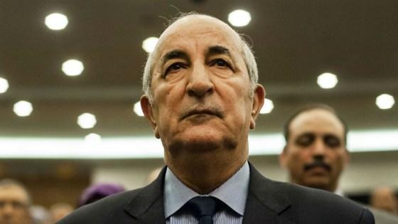 Abdelmadjid Tebboune, nouveau président de la République