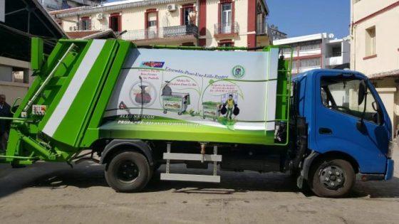 Déchets : Réception prochaine de 70 camions pour Netcom