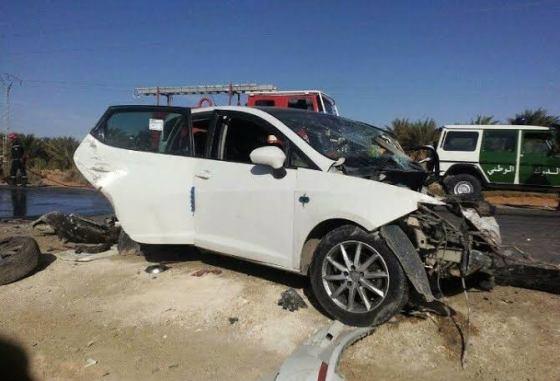 Béjaï  : 32 accidents et 3 décès enregistrés le mois dernier