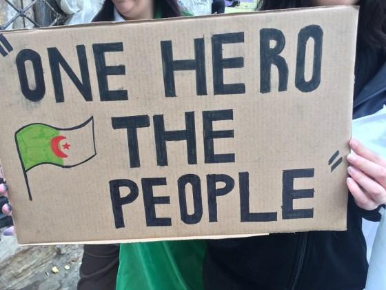 Marche à Annaba: Tebboune en ligne de mire