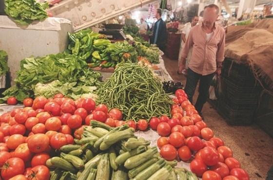 Fruits et légumes : Inquiétante flambée