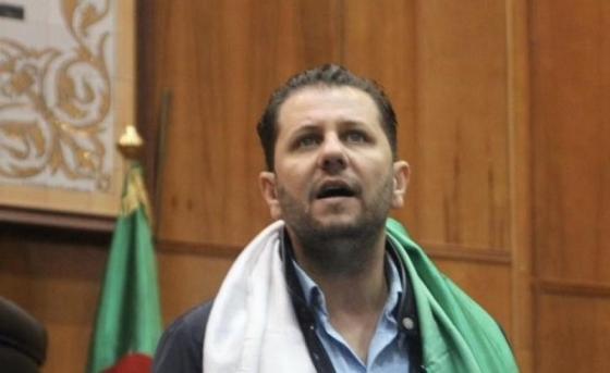 Abdelkader Djeriou libéré
