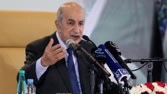 Tebboune : « l'Algérie perd l'un de ses vaillants héros »