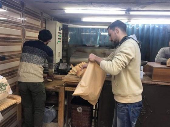 Vers la distribution de sacs en papier aux boulangers