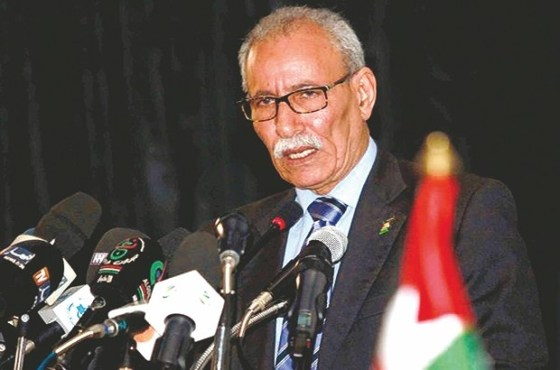 Brahim Ghali reconduit au poste du SG du Front