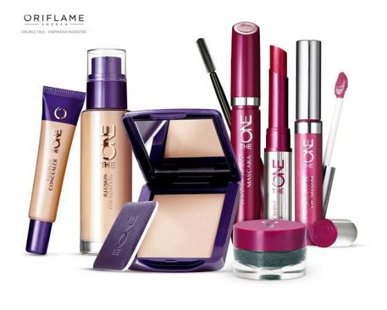Oriflame: Les produits cosmétiques The One sur le marché algérien