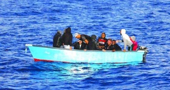 Ain Témouchent : Mise en échec d'une tentative d'émigration clandestine