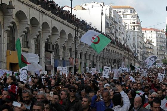 45e manifestation citoyenne : Une mobilisation moins importante