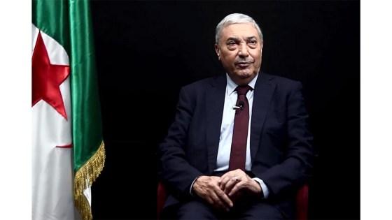 Benflis démissionne de la présidence de son parti