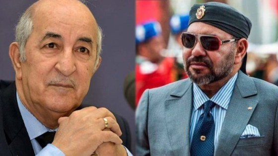 Les élucubrations de la presse du Makhzen contre Tebboune