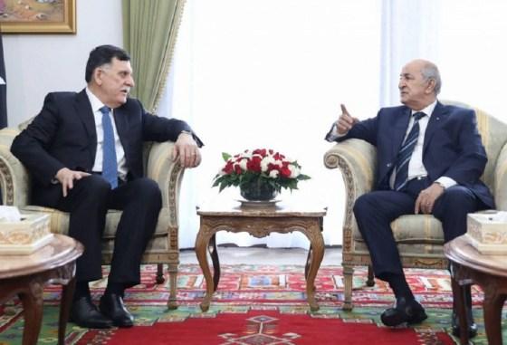 Alger l'épicentre de la solution libyenne