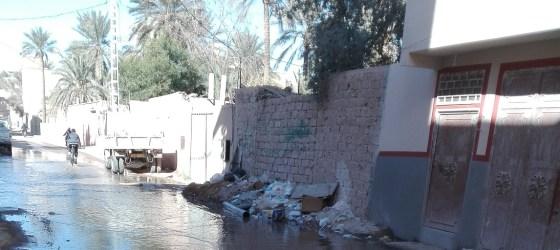 Distribution de l'eau potable à Ghardaïa: L'Algérienne des eaux montrée du doigt