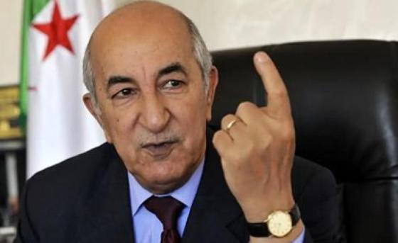 Tebboune met le cap sur la révision de la Constitution
