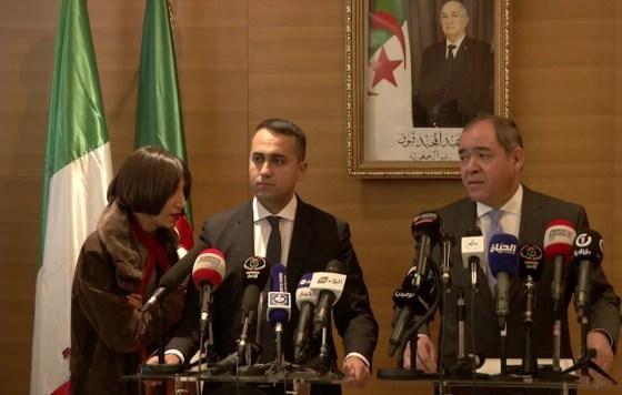 Crise libyenne: Ballet diplomatique à Alger