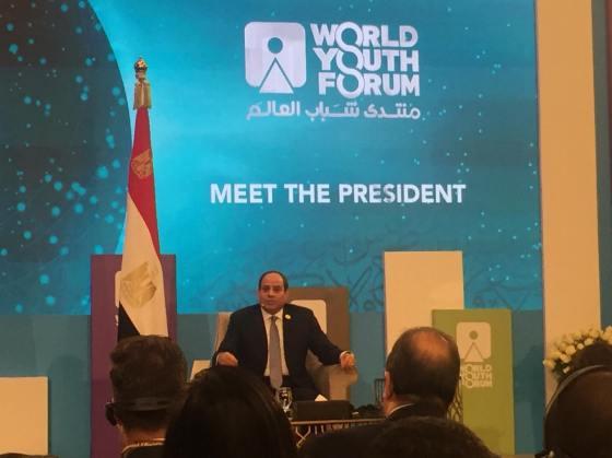 Al-Sissi : La lutte contre le terrorisme est l'affaire de tous