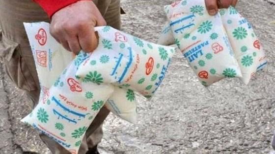 Le lait en état de guerre