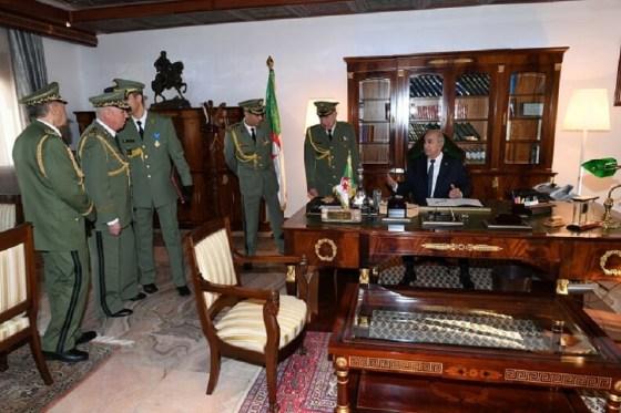 Tebboune décidé à promouvoir les industries militaires
