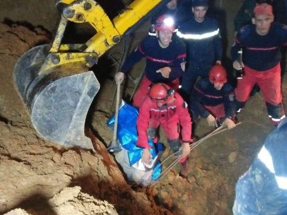 Un mort dans un éboulement de terrain à Blida