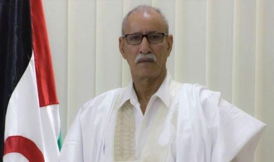 """Brahim Ghali à """"Il Manifesto"""": « Nous utiliserons tous les moyens légitimes »"""