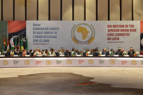 Crise libyenne: L'UA établit une feuille de route