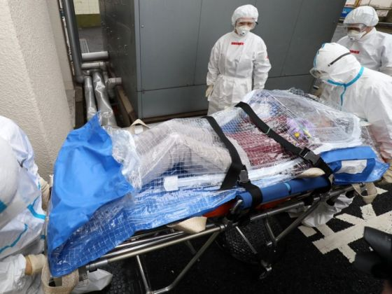 Coronavirus : 259 morts et 11 340 personnes atteintes
