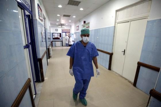 Statut particulier: Les anesthésistes et les réanimateurs en colère