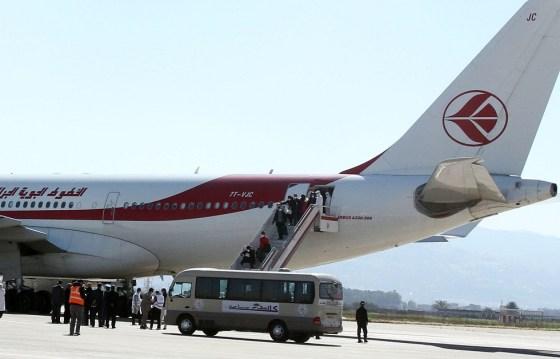 Coronavirus : Les algériens bloqués à Wuhan  rapatriés
