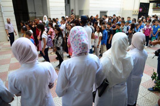 La grève des enseignants du primaire largement suivie