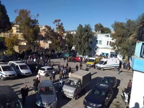 Nouveau drame routier: 8 morts et 22 blessés à Souk Ahras