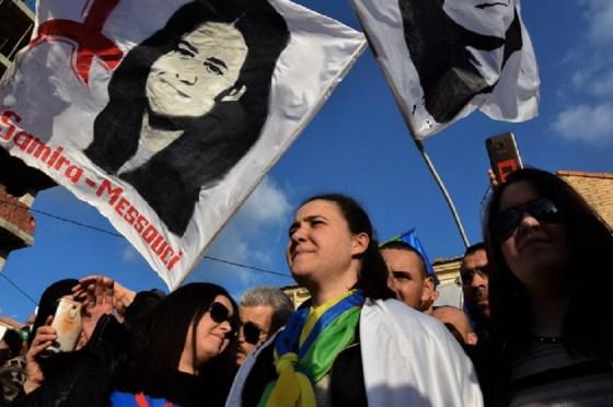 50e marche des étudiants:  Une mobilisation et des slogans