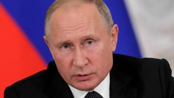 Poutine invite Tebboune à Moscou