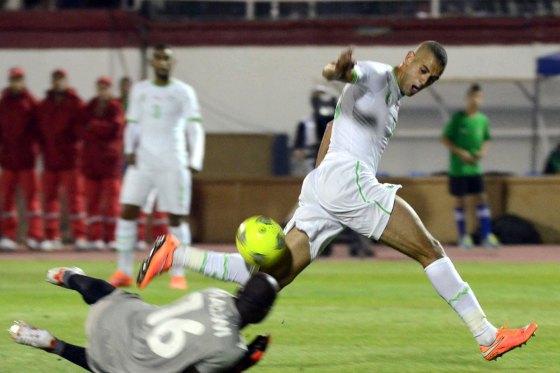 CAN 2015: Algérie- Ethiopie 3-1