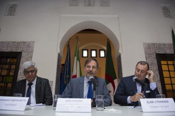 O'Rourke: L'Accord d'association avec l'UE pénalisant pour l'Algérie