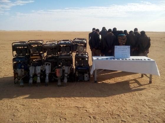 Lutte antiterroriste: Trois individus arrêtés à Tlemcen