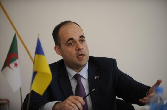Maksym Sobh, ambassadeur d'Ukraine: Davantage de bourses pour les Algériens