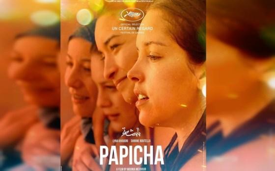Premier film de Mounia Meddour: Papicha récompensé par deux césars