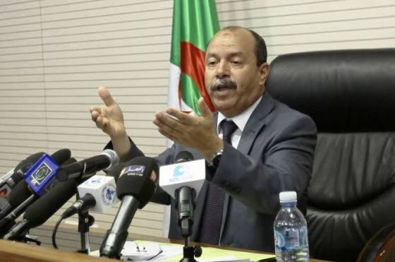 "Belkacem Zeghmati : ""La Justice poursuivra la lutte contre la corruption """