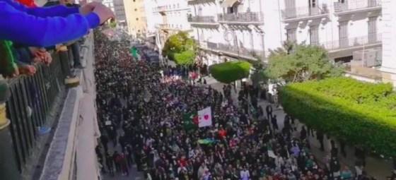 55e vendredi du hirak: Une détermination inébranlable