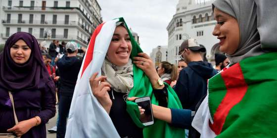 La femme algérienne: Entre volonté d'émancipation et tabous