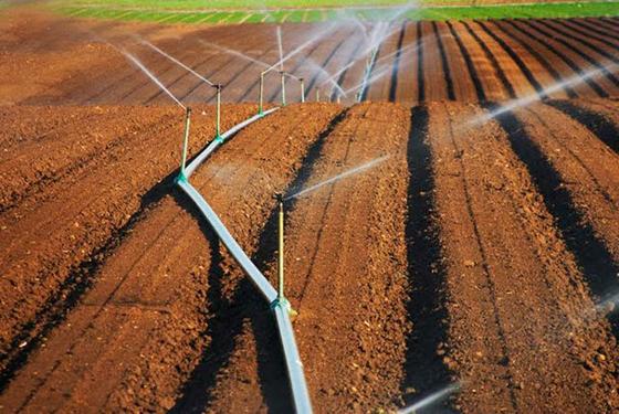 Surveillance accrue de l'irrigations des terres agricoles