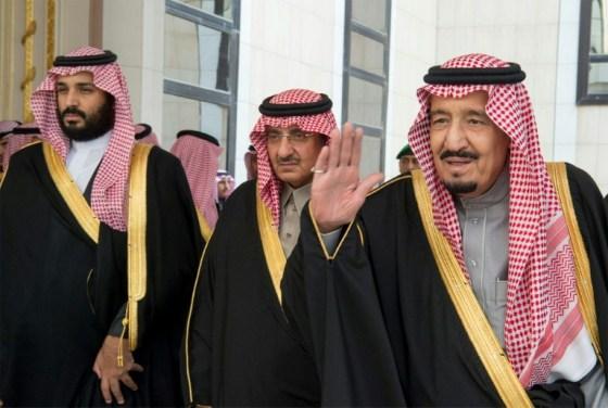 Arabie Saoudite: Trois princes arrêtés dont le frère du roi Salman