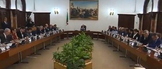 Conseil des ministres: Plusieurs projets débattus