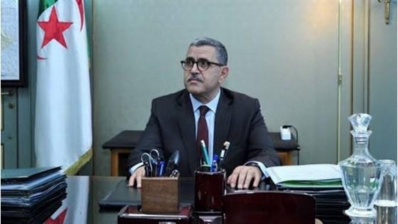 Djerad appelle les Algériens à rester chez eux